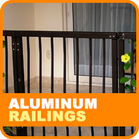 aluminum railings lower mainland